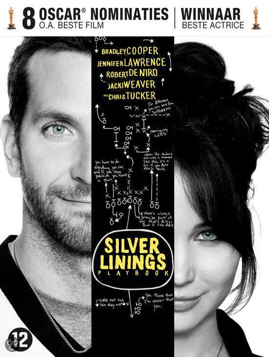 Silverlinings playbook! Een ontroerend en aangrijpende romantische komedie