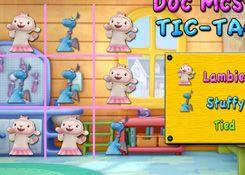 DoctoraJuguetesJuegos.com - Juego: Doctora Tic Tac Toe - Minijuegos de Doc Juguetes Disney Jugar Gratis Online