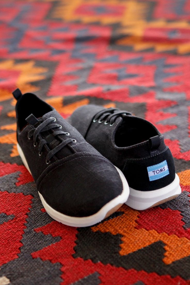 The TOMS Del Rey is a lightweight and comfy everyday sneaker.