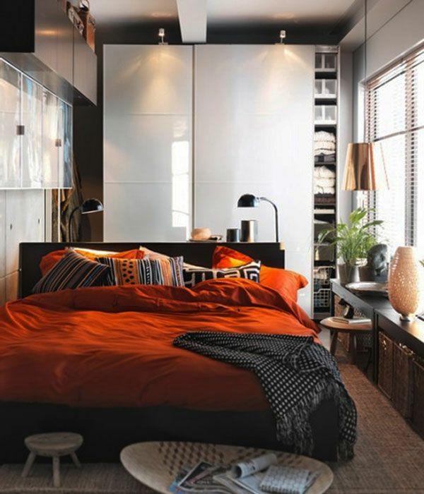 Die besten 25+ luxuriöse Schlafzimmer Ideen auf Pinterest - schlafzimmer ideen orange
