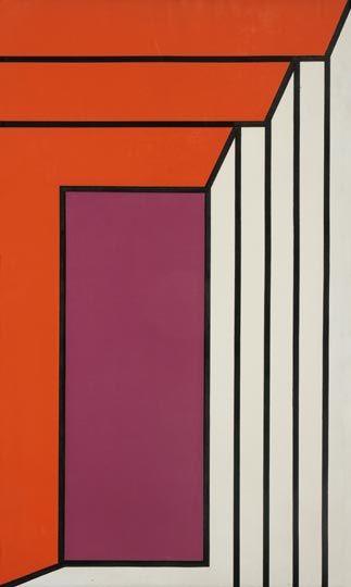bak imre Piros-lila, 1970