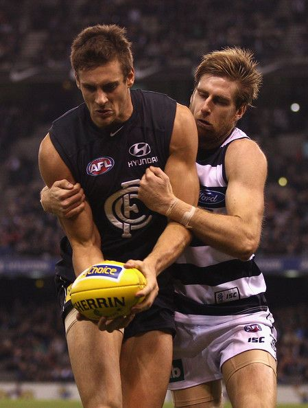 AFL Rd 11 - Carlton v Geelong http://footyboys.com