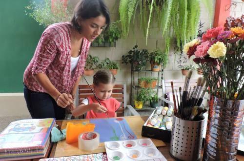 Arteterapia, una alternativa para la sanación de niños agresivos - Viva - Noticias | El Universo
