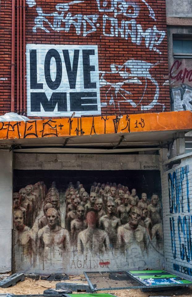BORONDO #streetart
