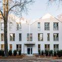 Niine многоквартирный жилой дом / KUU Архитекторы