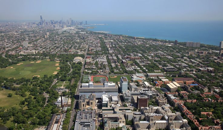 University of Chicago (aerial)