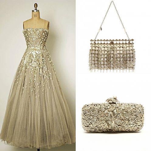Metallic Wedding Theme