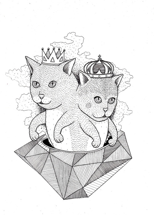 Cat couples