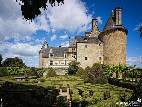 Vallée de la Dordogne - Grand Site de Midi-Pyrénées (St Céré - Château de Montal)
