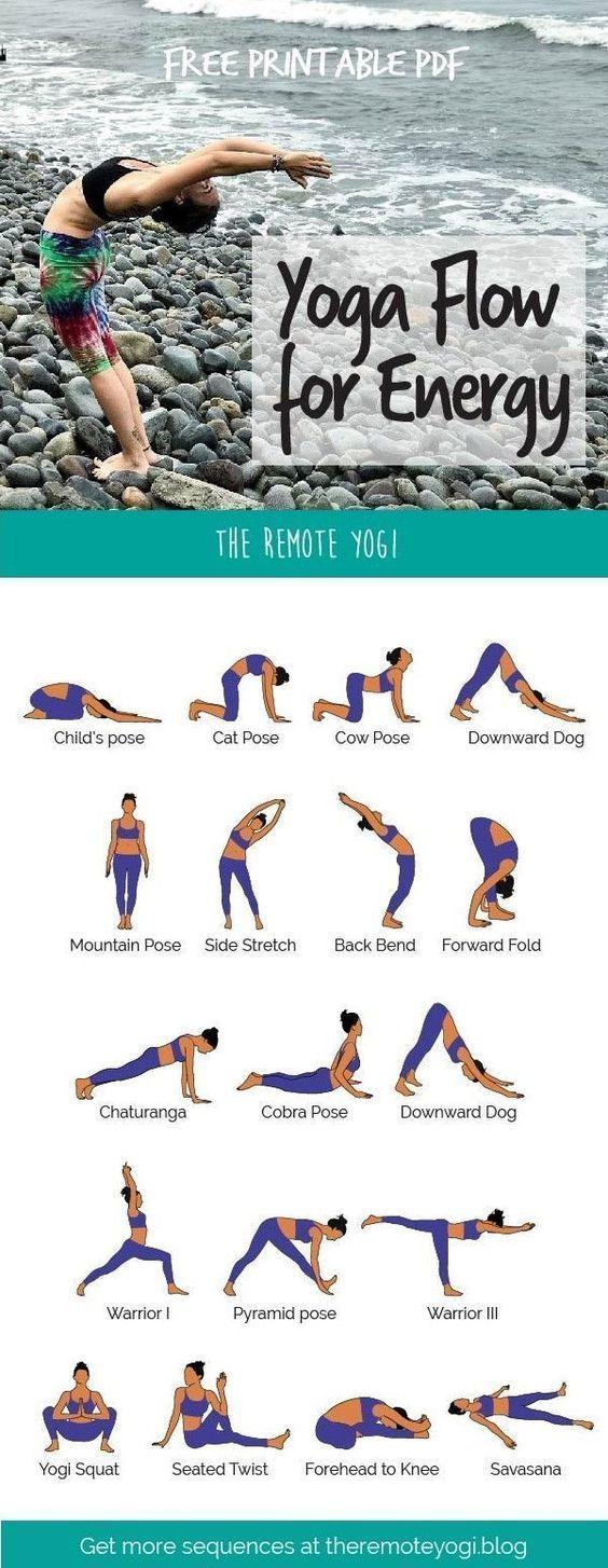 Energizing Yoga stellt PDF – Yoga etc.