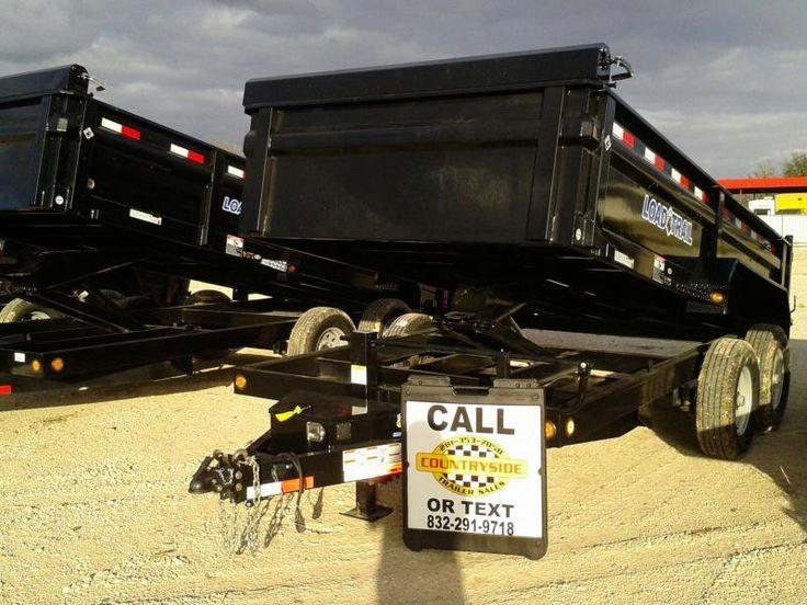 Pin on dump trailers