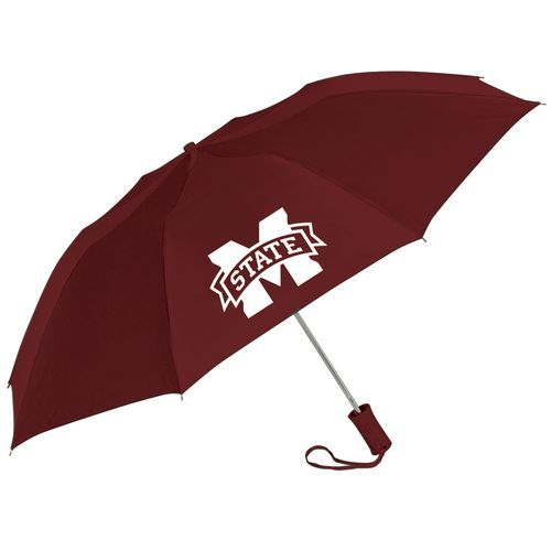 Storm Duds Mississippi State University 42 Automatic Folding Umbrella