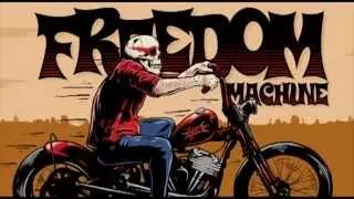 Promo video for the 2015 Freedom Machine Custom Motorcycle Show based on the poster illustration. www.bofagroup.com