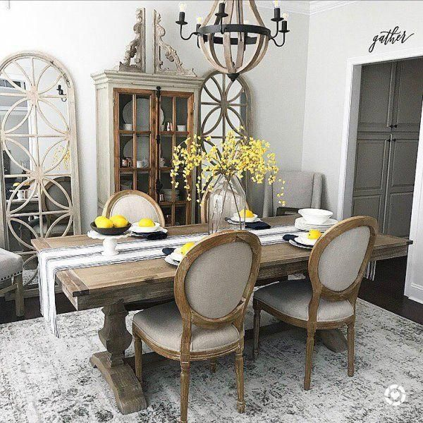 Cremone Linen Gray 72 Tall Cabinet Pier 1 Diningroomtables Grey Dining Tables Dining Room Design Dining Room Furniture