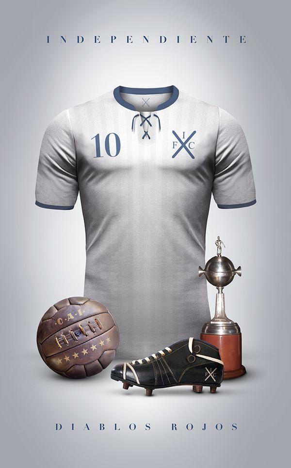 Independiente Retro #futbolindependiente