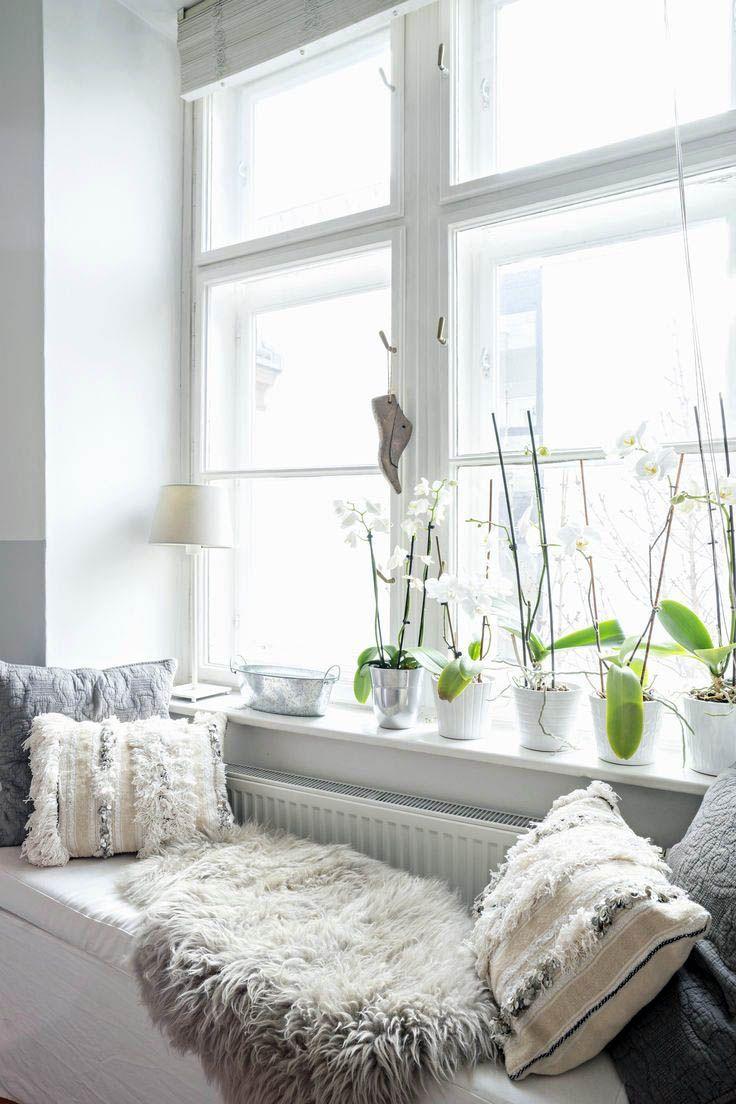 Beautiful Window Sill Return To Inspire You