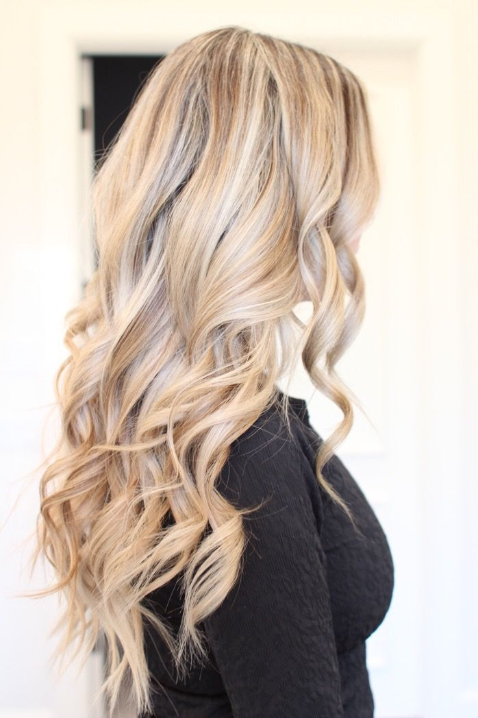 How To Curl Your Hair With A Wand Curls And Cashmere Curling Hair With Wand Wand Hairstyles How To Curl Your Hair