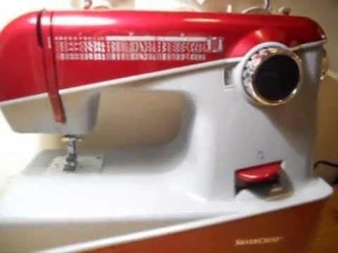 Máquina de Costura Silvercrest SNMD 33 A1