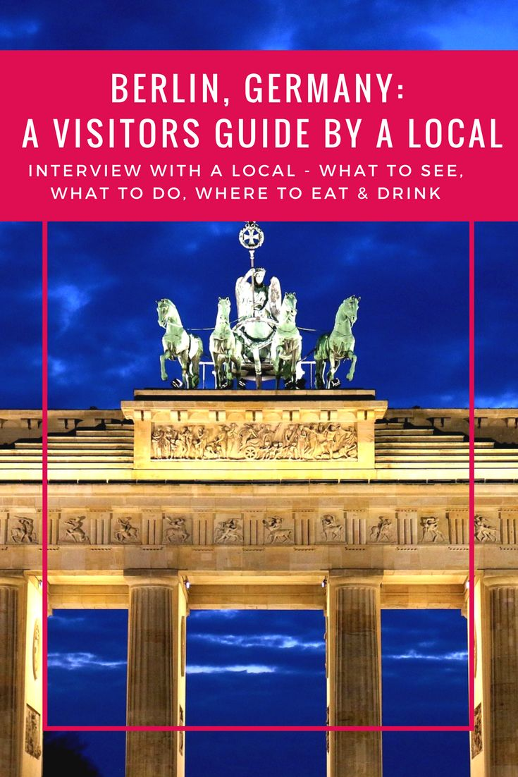 Berlin, the city of the wall, christmas markets, great architecture, nightlife, museums and shopping. Use this city guide to find out the best bars, food, nightlife and restaurants in Berlin. Find the best things to do in Berlin, Germany using this locals tips in this visitors guide to Berlin. Part of my regular city guide series - Interview with a Local