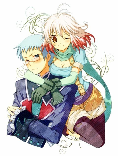 Pascal and Hubert Tales of Graces