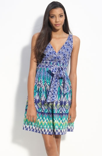 #nordstroms: Color, Wrap Dress