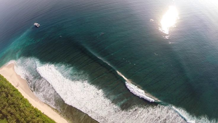 The Best Mentawai Islands Surf Video from my drone, Phyllis. June 2014 on Vimeo