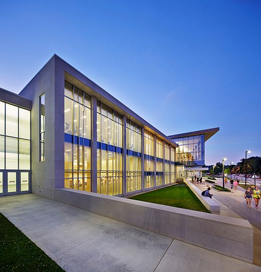 France A. Cordova Recreational Sports Center Expansion and Renovation - Purdue University