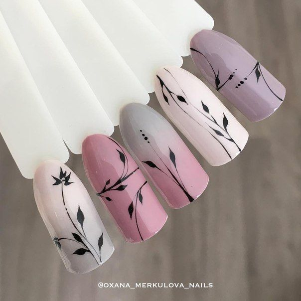 Simple Constellation Nail Art: 1000+ Ideas About Gel Nail Designs On Pinterest