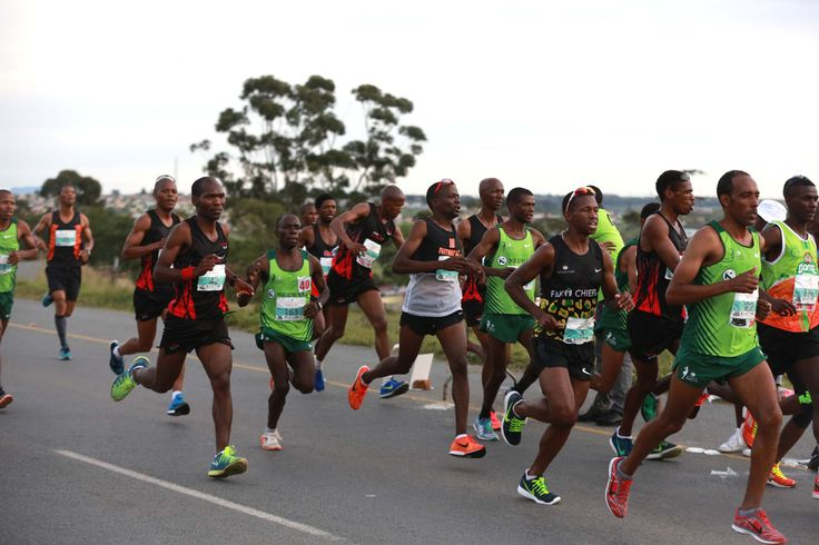 PHOTO GALLERY: Early push in Legends Marathon brings gold for Makaza | DispatchLIVE