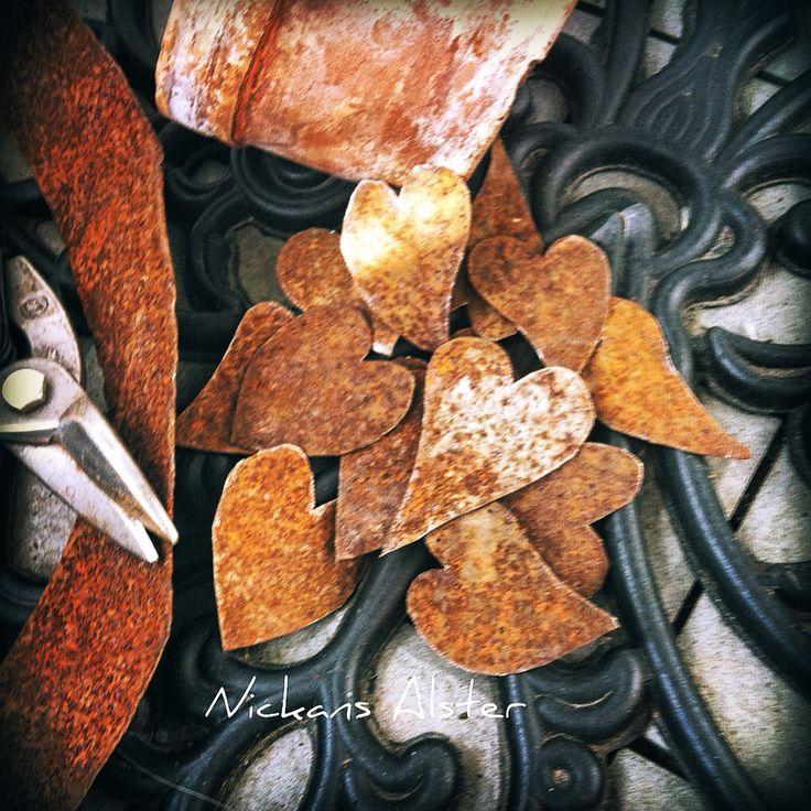 Rusty harts