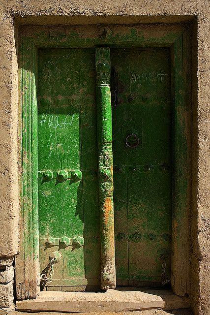 Afghan door | Flickr - Photo Sharing!