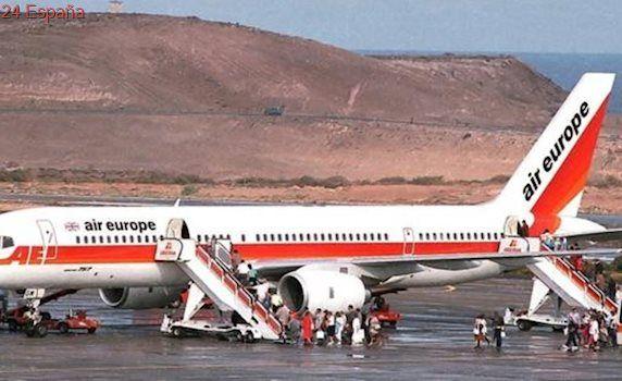 Tenerife podría ser la sede de Air Europa Express en Canarias