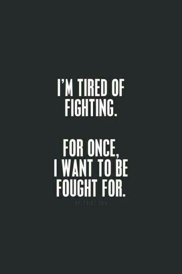 EXACTLY! Defend me, fight for me, be to me what I am to you! Someday I'll have a guy like that again