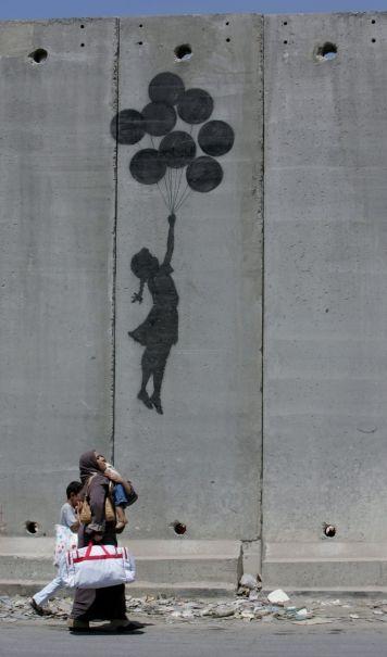 Beyond Banksy Project / Banksy