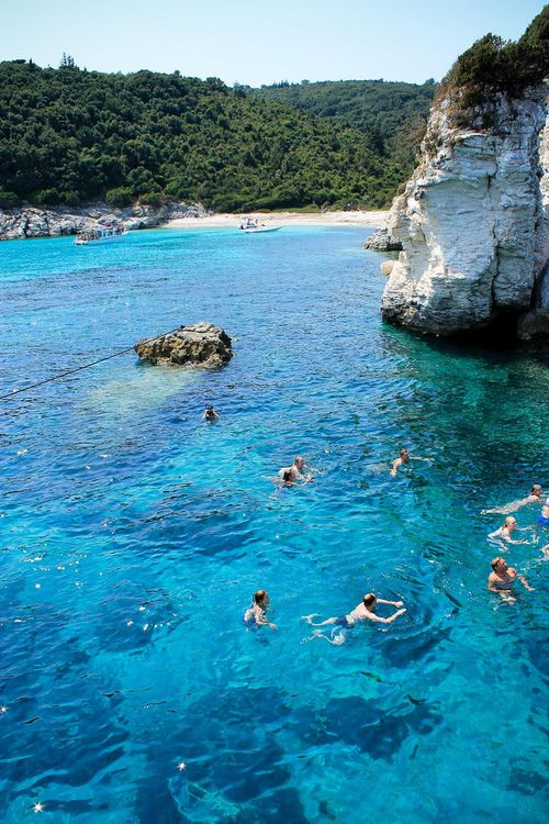 If I ever had the chance to explore Greece I would never have to travel again ... #Paradise #Beauty Corfu, Greece