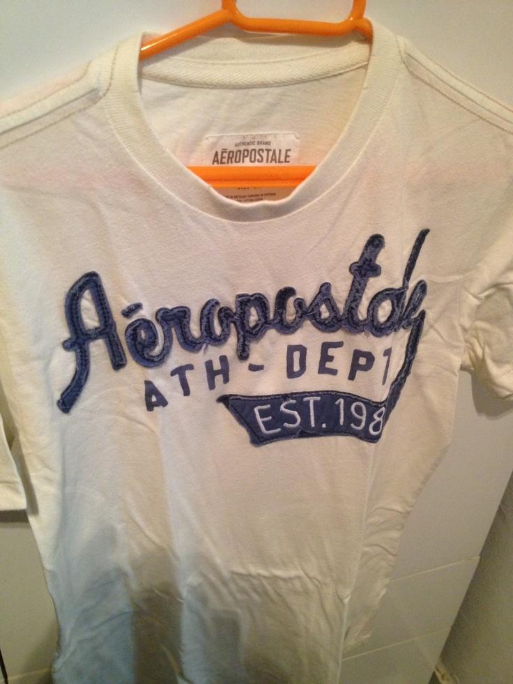 Camisa Aeropostale - M - R$40