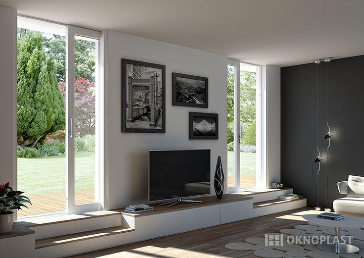 #Interior design #windows #finestre #oknoplast #HST A SCOMPARSA
