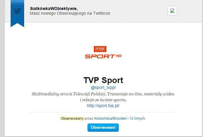 #TVPSport