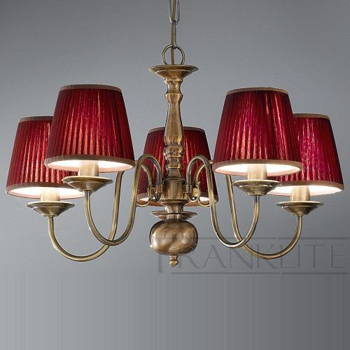 10 best pleated lamp shades images on pinterest lamp shades 1109 halle pendant light traditional style pendant light finished in bronzed brass with deep burgundy pleated shades mozeypictures Image collections