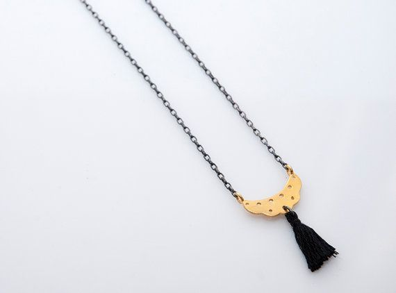 "The ""marquise"" necklace is going  to steal the show!! Boho Chic Necklace"