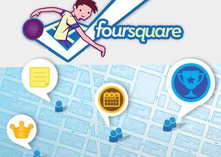Foursquare una red social diferente: http://ow.ly/9kZXq