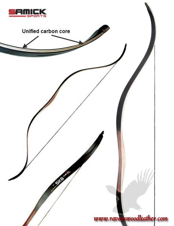 Samick SKB Korean Traditional Recurve Horsebow-40#