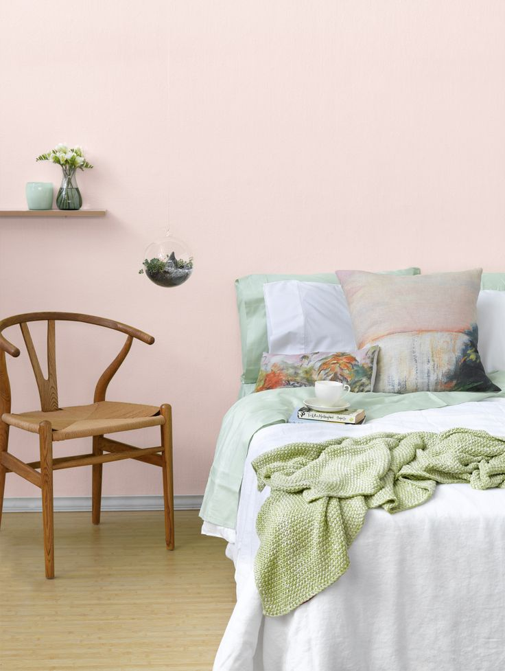 Peaceful Bedrooms - Styled by Juliette Wanty. Photography by Melanie Jenkins. Your Home & Garden August 2013.
