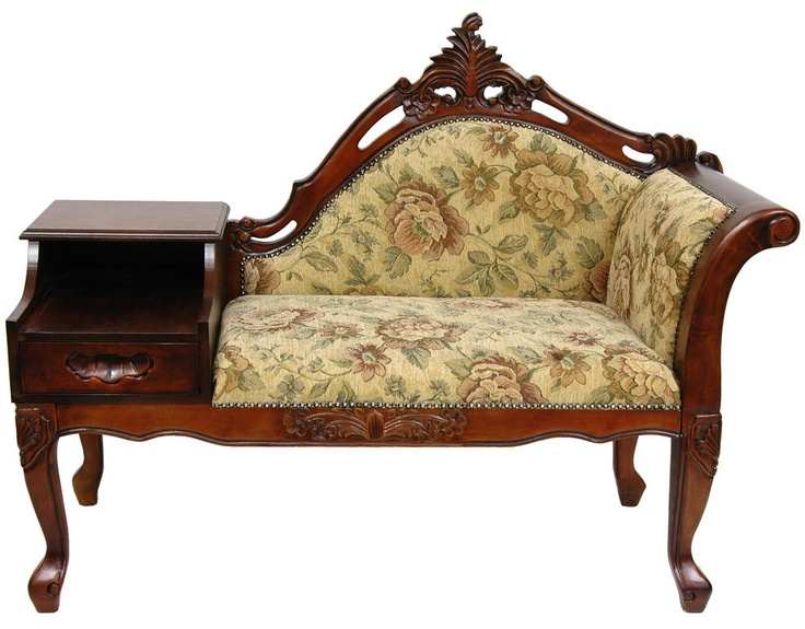 Queen Victoria Chaise Lounge W  Table Citrine Flowers  Width 51 Inches  Oriental Furnit. 110 best Eastlake  Oh Yeah    images on Pinterest   Antique