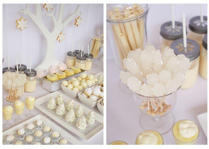 so cool!: Desserts, Dessert Tables, Birthday, Sweet, Winter Wonderland, Wonderland Party, Holidays, Party Ideas