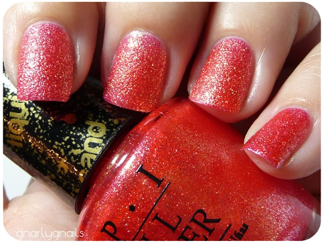 OPI Bond Girls - Jinx