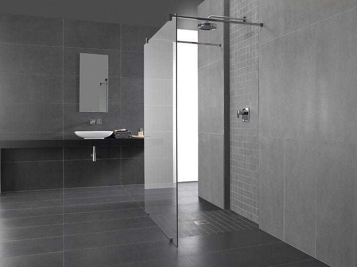 Moderne badkamer badkamer pinterest badkamer moderne badkamers en badkamers for Badkamer lang