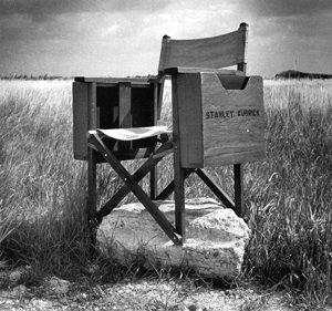 La sedia del regista