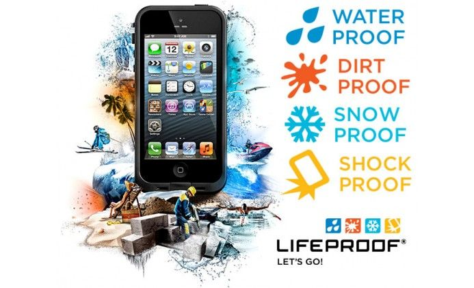 """Review: Lifeproof frē iPhone 5S– Frēaking Fantastic! - Well this is a first for me, a company that actually dares to use the word """"proof"""" in relation to their cases! Yes, Lifeproof not only use..."""