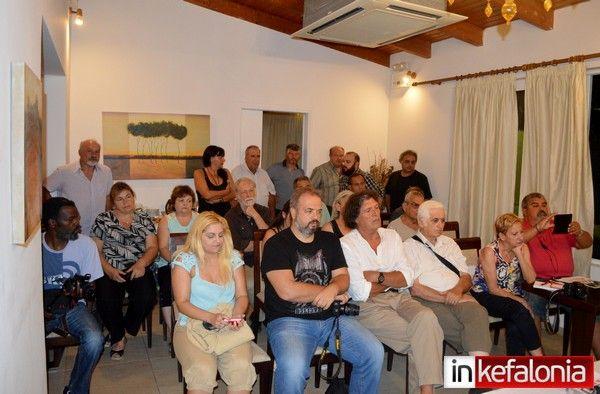 Παρουσιάστηκε το ψηφοδέλτιο της Λαϊκής Ενότητας για Κεφαλονιά & Ιθάκη